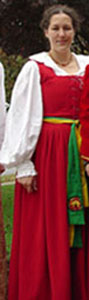 16th Century kirtle sm