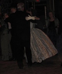 civil war blue dance