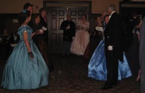civil war p blue dance