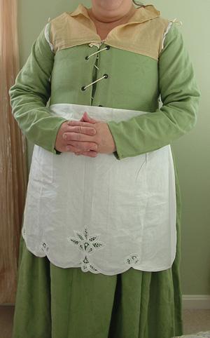MEK kirtle apron