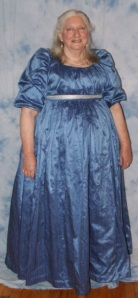 regency blue front wear