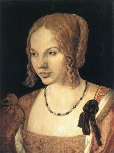 young venetian woman Durer
