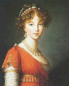 Princess Maria Louisa Auguste of baden Empress Elisabeth Alexeievna Elizabeth Alexeievna (13/24 January 1779 - 4 May/16 May, 1826) was the wife of emperor Alexander I of Russia.