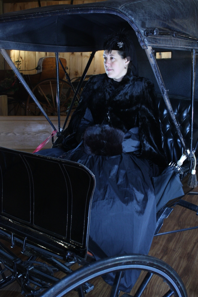 mourning carriage