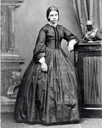 Mourning dress civil war pictures