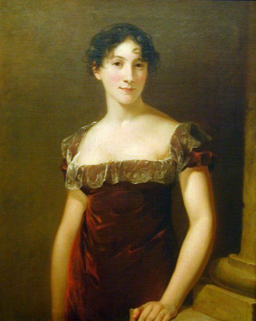 Mrs. John Meyers (Catherine Mierckin) by Sully, Thomas Date 1814