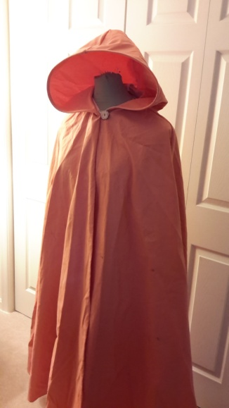 orange sherbet cloak