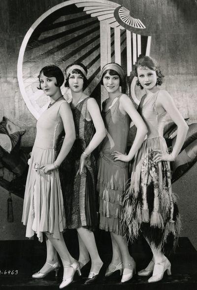 Chorus Girls 1927
