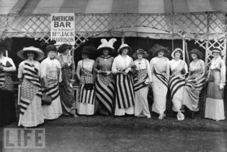 1915 USA Suffragettes